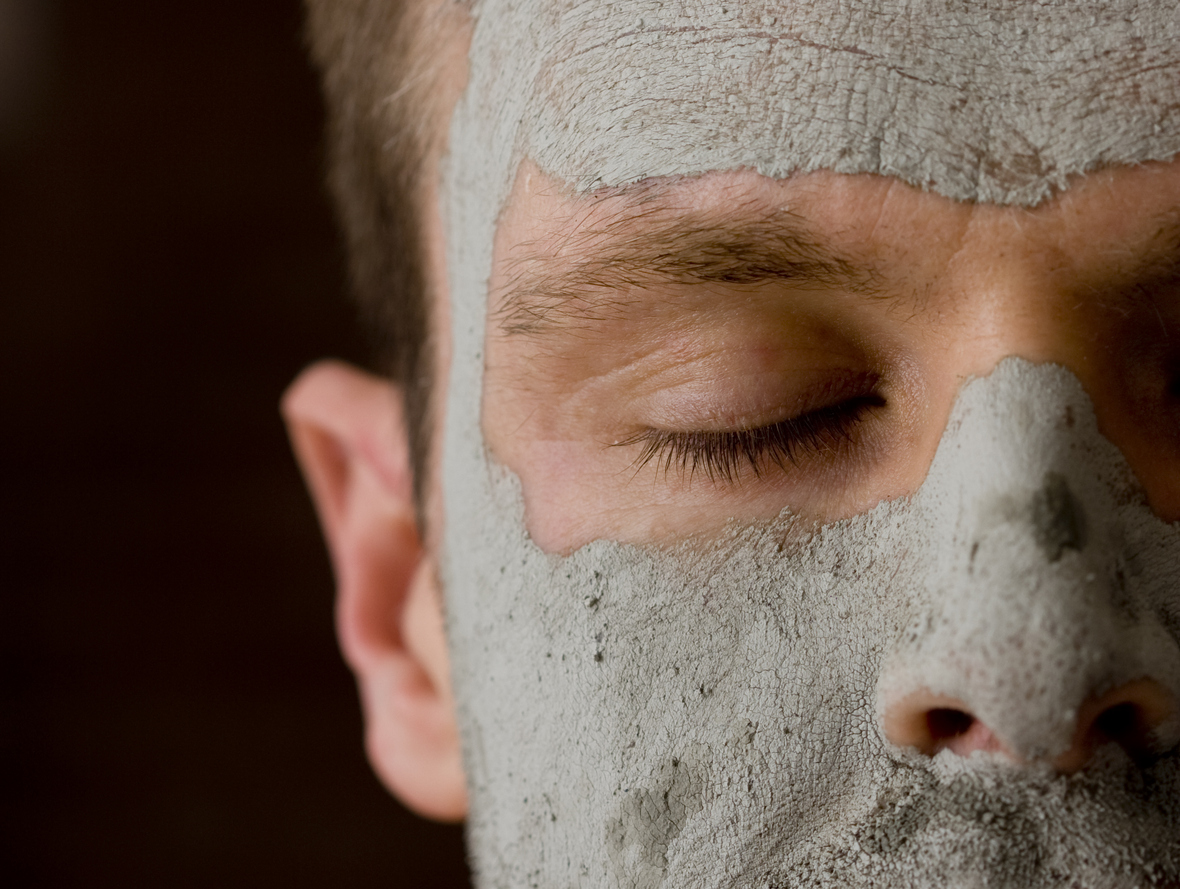 Why Men Are Getting Facial Treatments